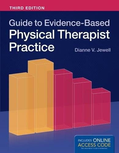 Guide to Evidence-Based Physical Therapist Practice 3 PKG 9781284034165