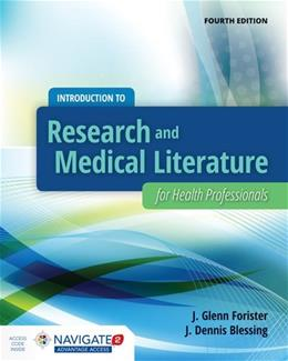 Introduction to Research and Medical Literature for Health Professionals 4 PKG 9781284034646