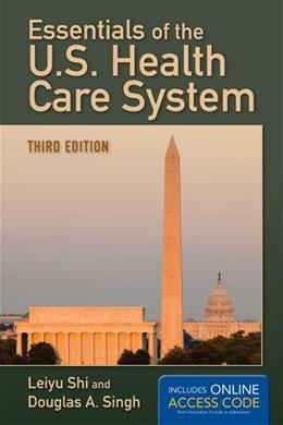 Essentials of the U.S. Health Care System 3 PKG 9781284035421