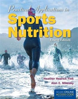 Practical Applications in Sports Nutrition 4 PKG 9781284036695