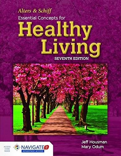 Alters and Schiff Essential Concepts for Healthy Living 7 PKG 9781284049978