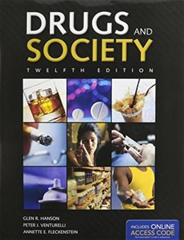 Drugs and Society 12 Csm Pck 9781284054781