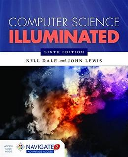 Computer Science Illuminated 6 PKG 9781284055917