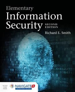 Elementary Information Security 2 PKG 9781284055931