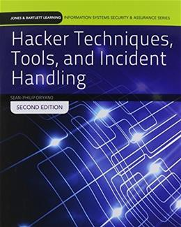 Hacker Techniques, Tools, and Incident Response 2 Pck Pap/ 9781284065145