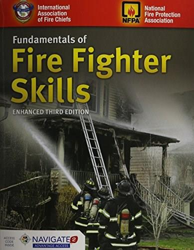 Fundamentals of Fire Fighter Skills, by IAFC, 3rd Edition 3 PKG 9781284072020