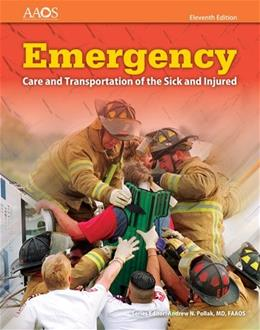 Emergency Care and Transportation of the Sick and Injured 11 PKG 9781284080179