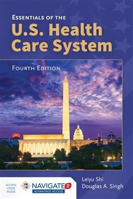 Essentials of the U.S. Health Care System 4 PKG 9781284100556