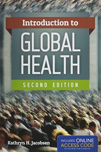 Introduction To Global Health 2 9781284109153