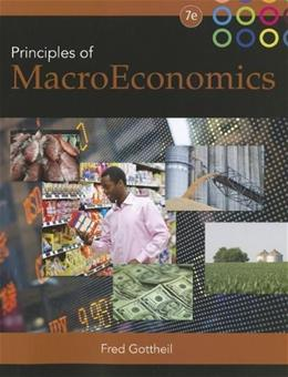 Principles of Macroeconomics 7 9781285064437