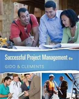 Successful Project Management 6 w/CD 9781285068374