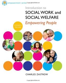 Introduction to Social Work and Social Welfare 11 9781285077178