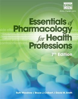 Essentials of Pharmacology for Health Professions 7 9781285077888