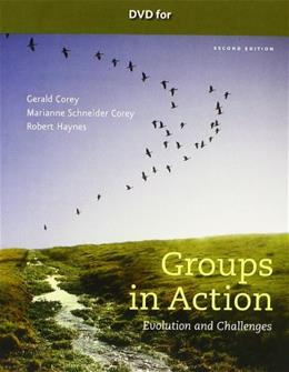 Groups in Action: Evolution and Challenges, by Corey, 2nd Edition, DVD-ROM ONLY 2 DVD-ROM 9781285095073