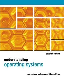 Understanding Operating Systems 7 9781285096551