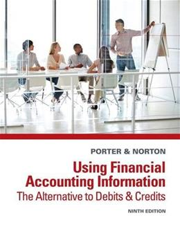 Using Financial Accounting Information: The Alternative to Debits and Credits 9 9781285183237