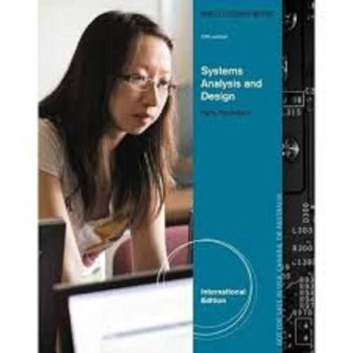Systems Analysis and Design (Book Only) (Shelly Cashman Series) 10 9781285422701