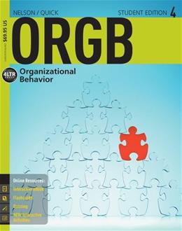 ORGB4 (with CourseMate Printed Access Card) (New, Engaging Titles from 4LTR Press) 4 PKG 9781285423265