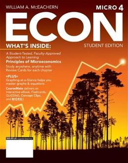 ECON: MICRO4 (New, Engaging Titles from 4LTR Press) 4 PKG 9781285423548