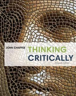 Thinking Critically 11 9781285430119