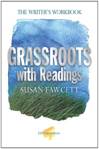 Grassroots with Readings: The Writers Workbook 11 9781285430775