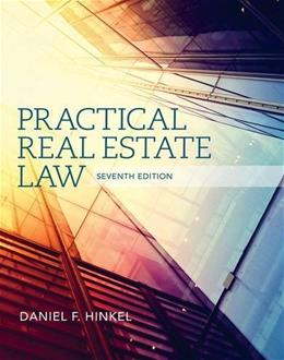 Practical Real Estate Law 7 9781285448633
