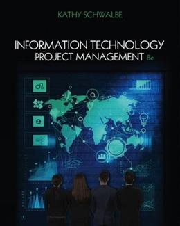 Information Technology Project Management 8 9781285452340