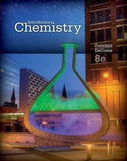 Introductory Chemistry 8 9781285452821