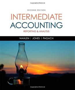 Intermediate Accounting: Reporting and Analysis 2 9781285453828