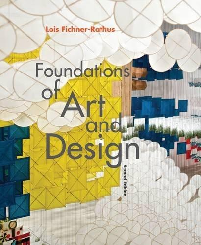 Foundations of Art and Design, by Fichier-Rathus, 2nd Edition 2 PKG 9781285456546
