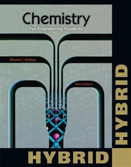 Chemistry for Engineering Students, Hybrid Edition (with OWLv2 24-Months Printed Access Card) 3 PKG 9781285462523