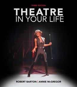 Theatre in Your Life 3 9781285463483