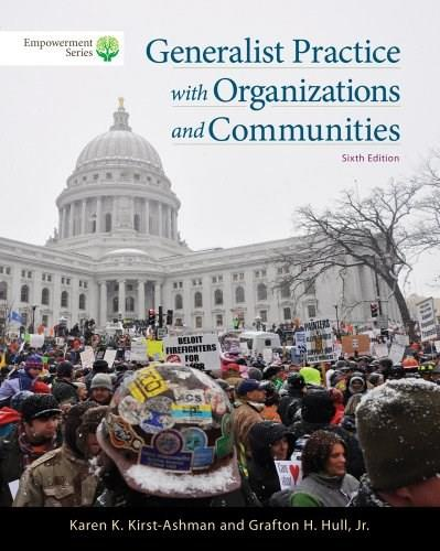 Brooks/Cole Empowerment Series: Generalist Practice with Organizations and Communities 6 PKG 9781285734279