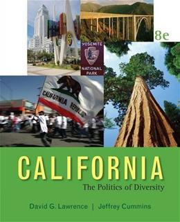 California: The Politics of Diversity 8 9781285738178