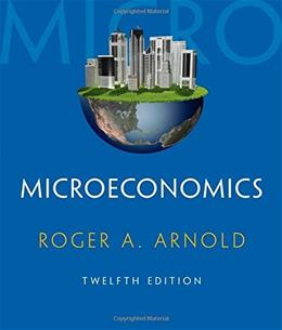 Microeconomics (with Digital Assets, 2 terms (12 months) Printed Access Card) 12 PKG 9781285738352