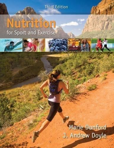 Nutrition for Sport and Exercise 3 9781285752495