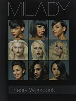 Theory Workbook for Milady Standard Cosmetology 13 9781285769455