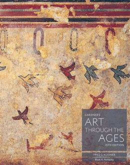 Gardners Art through the Ages, by Kleiner, 15th Backpack Edition, Book A: Antiquity 9781285837987
