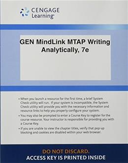 Writing Analytically, by Cengage Learning, 7th Edition, ACCESS CODE ONLY 7 PKG 9781285841687