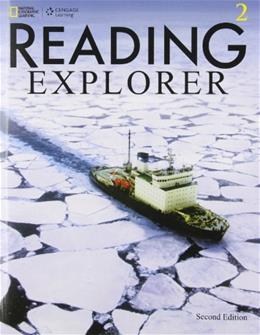 Reading Explorer 2, by MacIntyre, 2 Edition 9781285846903