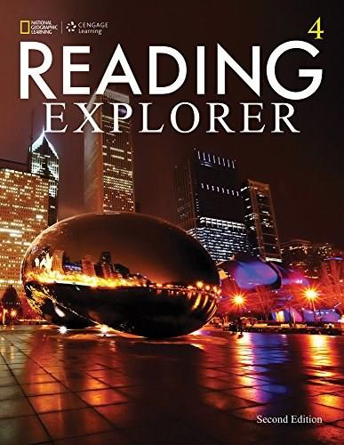 Reading Explorer 4 Sb, by Macintyre, 2nd Edition 9781285846927