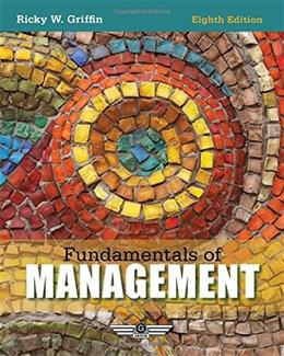 Fundamentals of Management 8 9781285849041