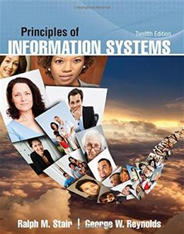 Principles of Information Systems 12 9781285867168