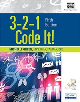 3-2-1 Code It!, by Green, 5th Edition 5 PKG 9781285867212