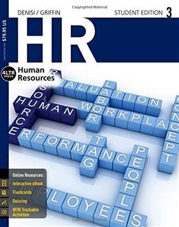 HR3 (with CourseMate, 1 term (6 months) Printed Access Card) (New, Engaging Titles from 4LTR Press) 3 PKG 9781285867571