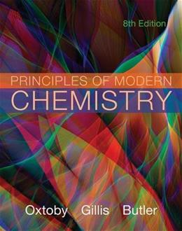 Principles of Modern Chemistry 8 9781305079113