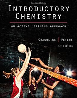Introductory Chemistry: An Active Learning Approach 6 9781305079250