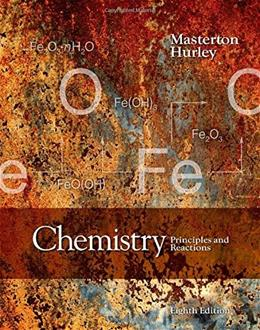 Chemistry: Principles and Reactions 8 9781305079373
