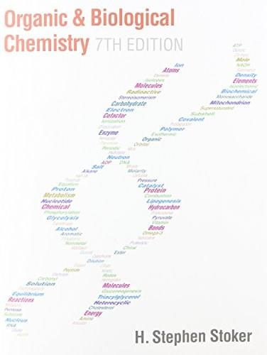 Organic and Biological Chemistry 7 9781305081079