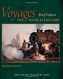 Voyages in World History, Brief 2 9781305088801